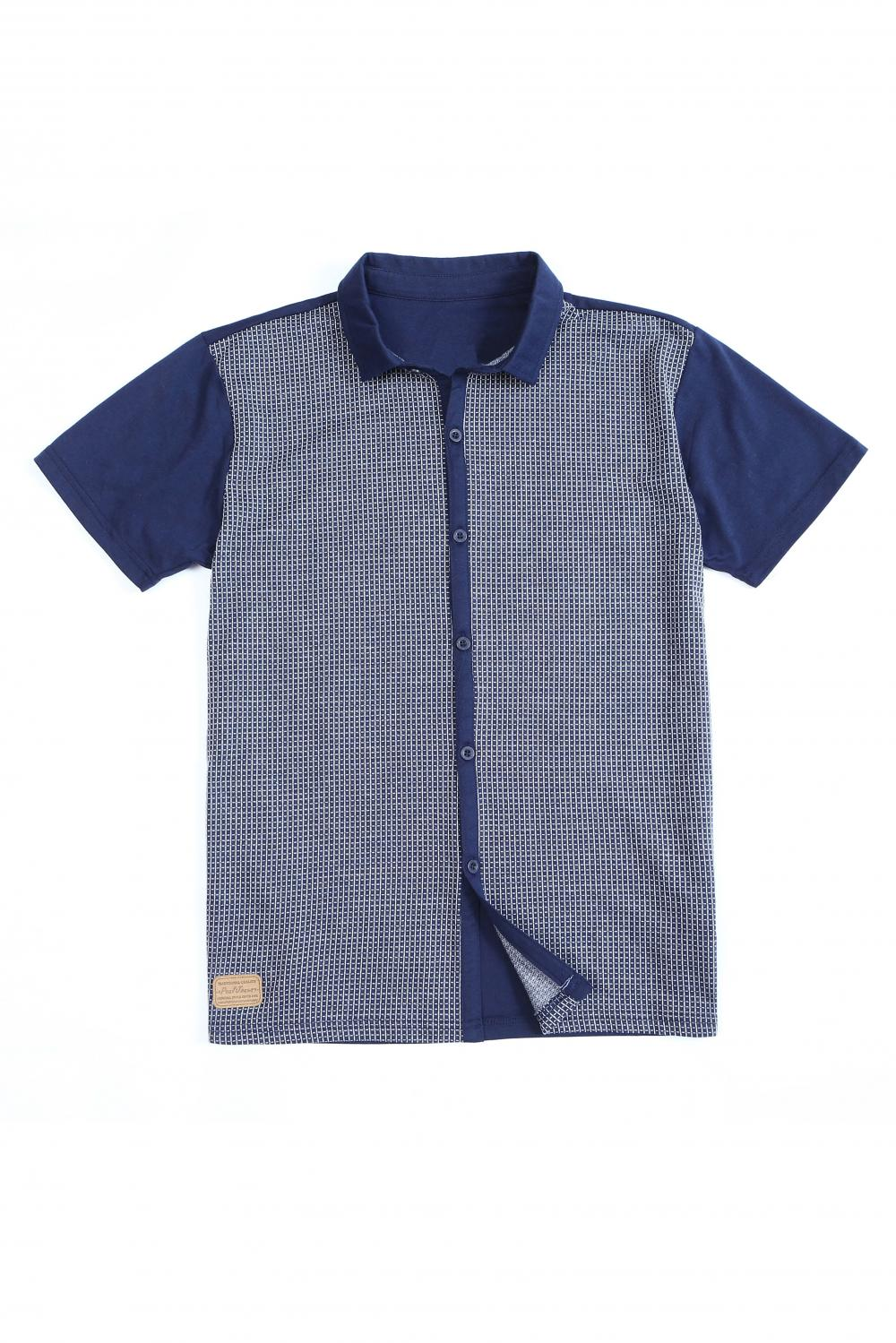 Men's knit shirts