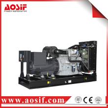 400KW / 500KVA generador de 50hz con perkins motor 2506C-E15TAG2 hecho en Reino Unido