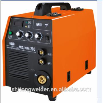 MMA/MIG CO2 welding machine MIG-200