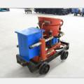 ПЗ серии сухих бетонных смесей, Торкрет машина для строительства