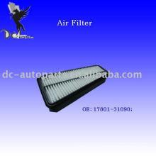 Воздушный Фильтр Лексус В Excel