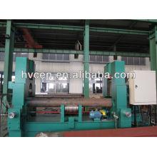 Cnc hydraulique 3 rouleau plaque plieuse machine w11s-40 * 2500 / w11s machine à laminer