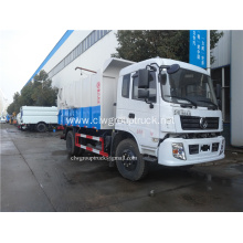 New style docking garbage truck