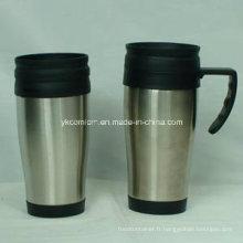 Tasse de café thermique de 14oz bon marché