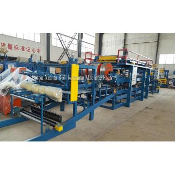 Rock Wool EPS Sandwich Panel Making Machine