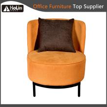 Modernes Gewebe-Innenministerium Sofa Chair mit Kissen
