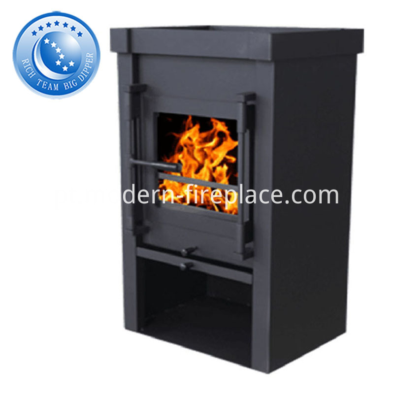 Factory of Decorative Wood Fireplace Store
