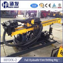 Hfdx-2 lleno de perforación hidráulica diamante taladro a la venta