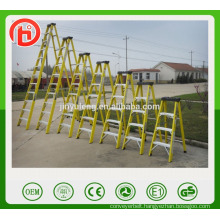 Fiberglass Stepladder for electrical wire repair Shop Garage Jobsite Rescue Repair Paint FRP Insulation ladder