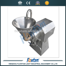 almond milk making machine horizontal colloidal mill                                                     Quality Assured