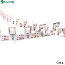 adressable 72Leds SK6812 SMD 3535 numérique rgb led bande lumière