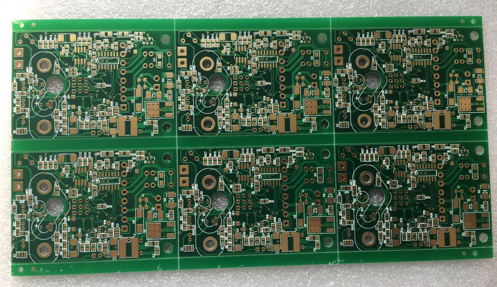 4 layer FR4 1.6mm ENIG PCB