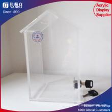 Top Grade Design Acrylic Donation Box Charity