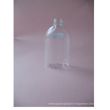120ml Hand Wash Clear Pet Bottle Without Loiton Pump