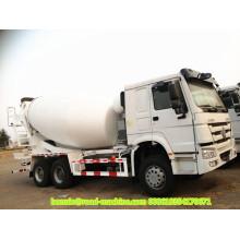 SINOTRUCK HOWO 6*4 12CBM concrete mixer truck