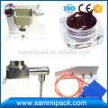High accuracy small dose pneumatic manual ointment filling machine