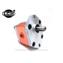 aluminium hydraulic heatpreservation gear pump body for power pack