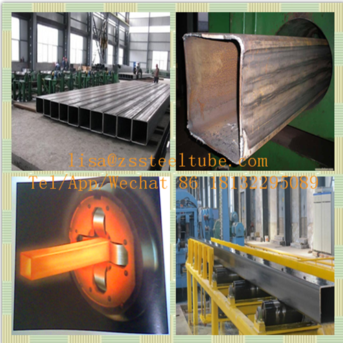 SHS GI Square Pipe Machine