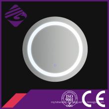 Jnh201 Top Sell Billig Make-up Runde Wandspiegel für Badezimmer