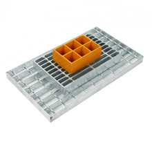 China factory cast iron cast iron grating sewer cover drain channel grates for ductile iron