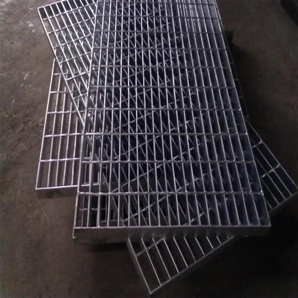 China Geschweißte Stahl Gitter Treppenstufen Hersteller