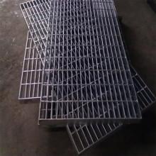 Welded Steel Grating Stair Treads