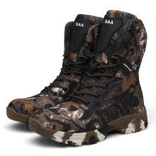 Outdoor Special Soldier Camouflage Climbing Work Boots