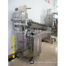 Long-tailed snack packing machine