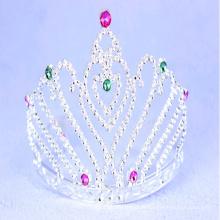 Party-Dekorationen Plastikkrone u. Tiara, Förderung-Geschenke