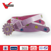 Wholesale Cute Sunflower Childrens Belts