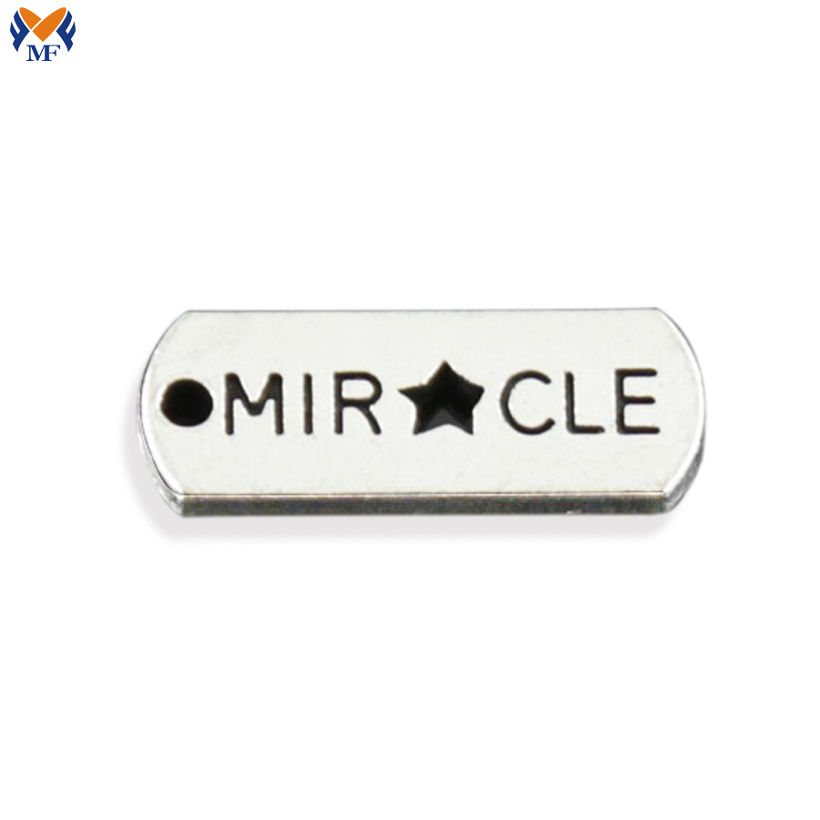 Custom Logo Metal Plate