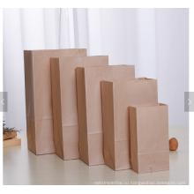 Бумажный пакет высокого качества с логотипом