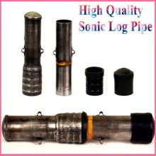 High Quality JIS/BS/GB Straight Blade Sonic Log Pipe