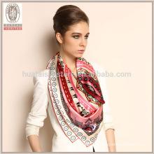 Модные шарфы оптом Печатные платки для платья