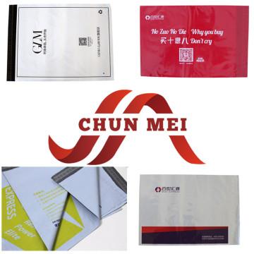 T-Shirt Emballage Self Seal Imprimé Logo Sac