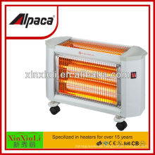 Stand china quartz heater with CB CE ROHS certificate