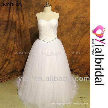 RSWP281 Robes de mariée en tulle