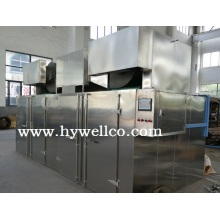 Keripik Sayuran Hot Air Circle Oven
