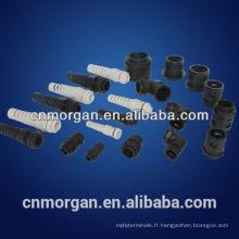 Nouveaux types de presse-étoupes en plastique résistant au pliage en nylon