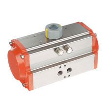 Pneumatic Actuator Use Dry or Lubricated or Inert Gas for Working Medium
