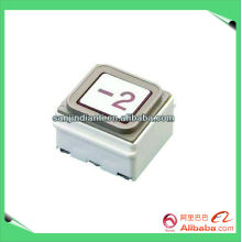 Toshiba lift push button with number