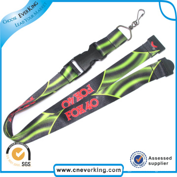 Custom Sublimation Printing Polyester Lanyard for Promotion