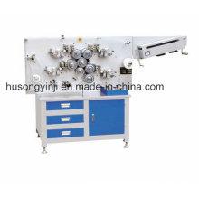 Multi Colors Satin Label Printing Machine