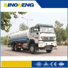 Tanque de almacenamiento de agua SINOTRUK HOWO / Camión de aguas residuales / Camión de agua Bowser