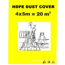 Drop Cloth/Drop Sheet / Dust Cover - 5mic/6mic8mic15mic for House Decorating