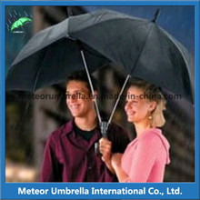 Fancy Items Promotional Automatic Couple Lover′s Straight Umbrella Wedding Parasol