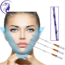 Filettatura Face Lift 4D Cog PDO Blunt Needle
