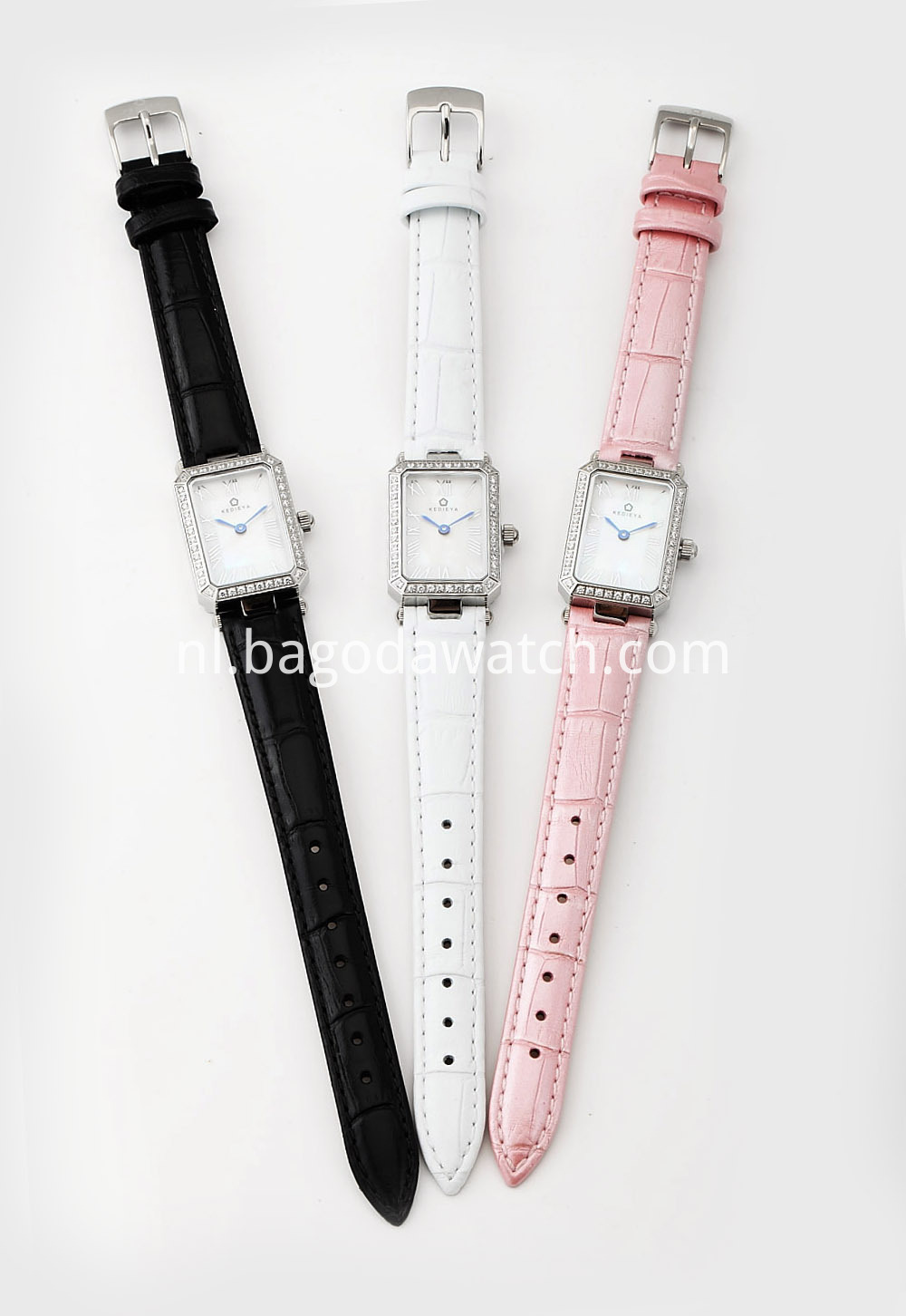Multi Color Strap Watches