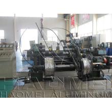 Aluminium-Spiralstreifen 8011 für Apothekenkappen