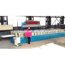 LS-1000-840 automática de acero de color de esmalte metálico para cubiertas